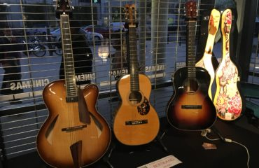 Interview luthier Pierre Bertrand - Festival Guitare Issoudun 2018