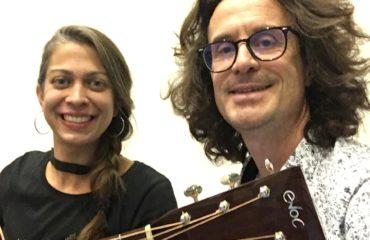 Interview luthière Celia Enoc - Festival Guitare Issoudun 2018