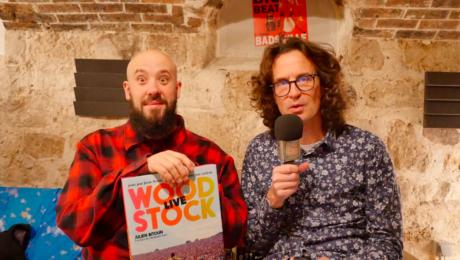 Woodstock Live - Interview avec l'auteur Julien Bitoun