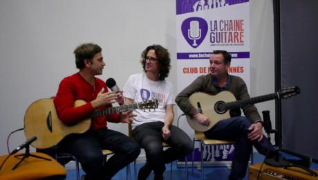 Interview Jean-Félix Lalanne et Eric Gombart - Pick & Jazz