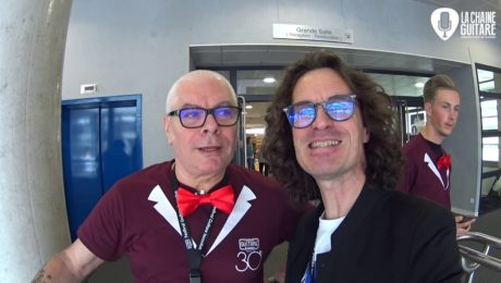 Interview Alex Costanzo - Président de l'association du Festival Guitare Issoudun