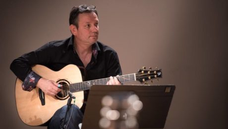 Masterclass Eric Gombart La Chaîne Guitare - Photo Sylvain Adamik