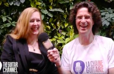 Interview Heike Matthiesen - Musikmesse 2017
