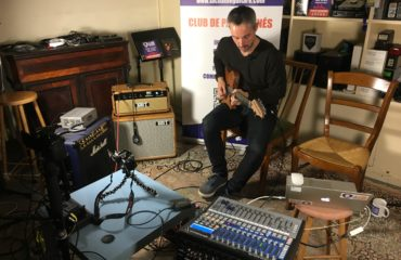 Renversements accords de dominante - Masterclass en Ligne - Hugo Martin