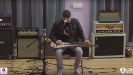 Guitares Melophonics / Ampli Heptode - Festival de Guitare de Puteaux 2018