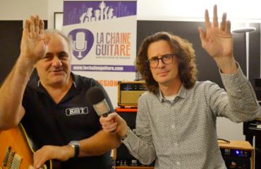 Interview Thierry Labrouze - Ampli Kelt MostrO : 50W de beau son