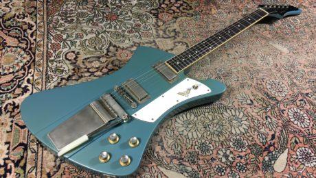 Test Guitare - Firehawk Springer, la Firebird revisitée