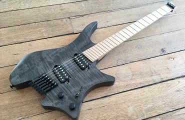 Prise en main - Guitare Strandberg Boden Original 6