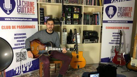 Initiation au Ear Training - Pédago Guitare-Improvisation