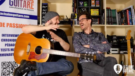 Replay Live - 11/01/19 - Julien Bitoun - Spécial Guitare Obsession
