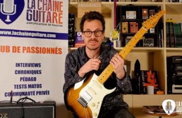 Replay Live - 05/01/19 - Guitare Vola / Masterclass Eric Gombart J-7