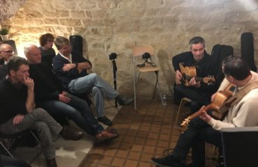 Masterclass guitare Fingerstyle Eric Gombart - 2/2