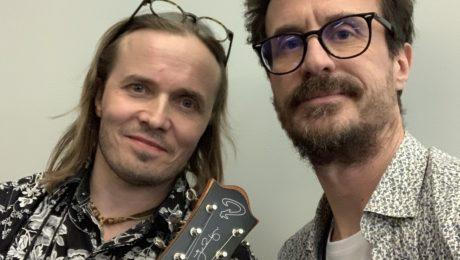 Interview Juha Ruokangas - Présentation du Valvebucker - NAMM 2019