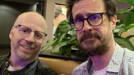 Interview Oz Noy - Winter NAMM 2019