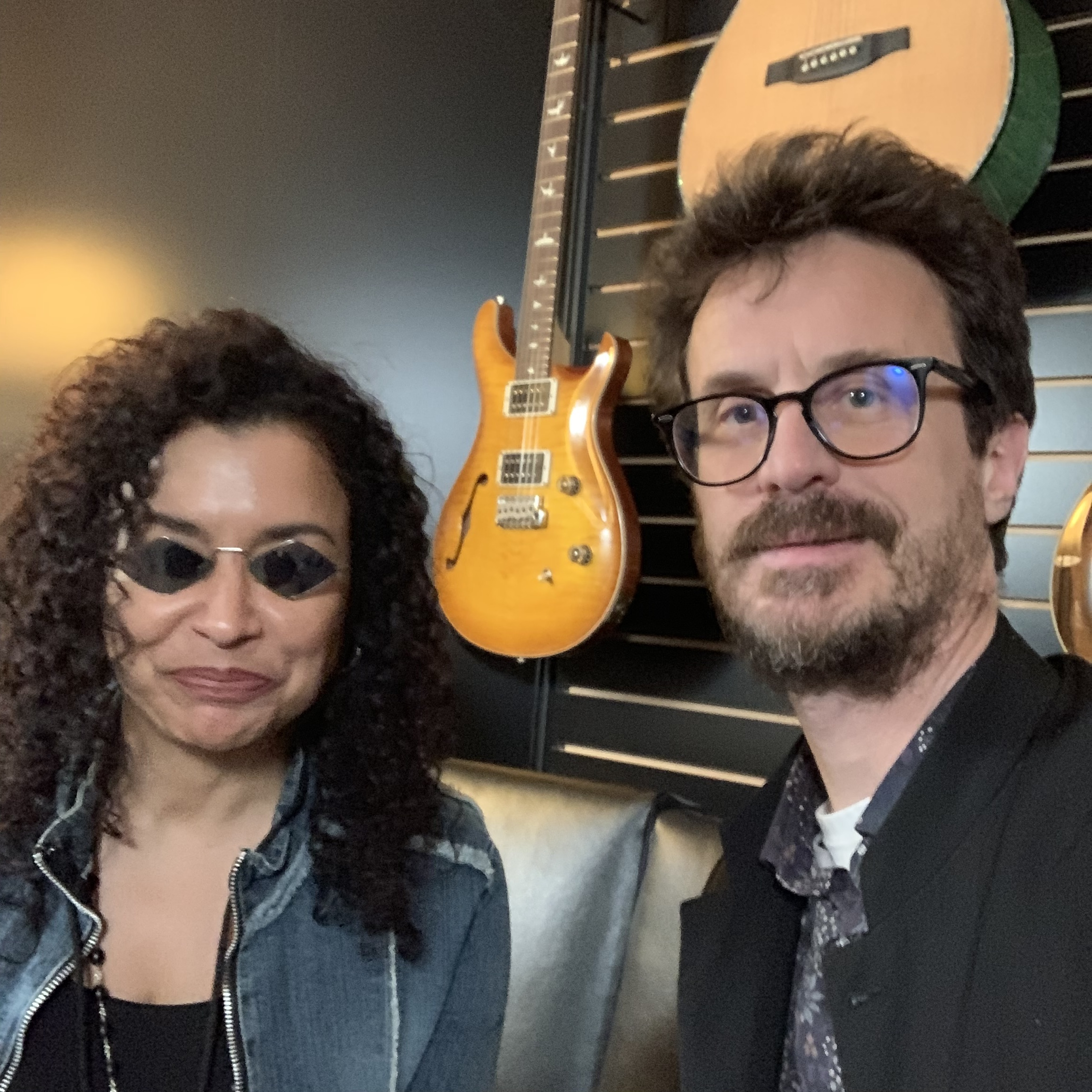 Interview Rhonda Smith - Bassiste de Prince et Jeff Beck - Winter NAMM 2019