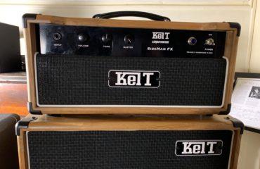 Test Ampli - Sideman FX Kelt - Boucle d'effets intégrée