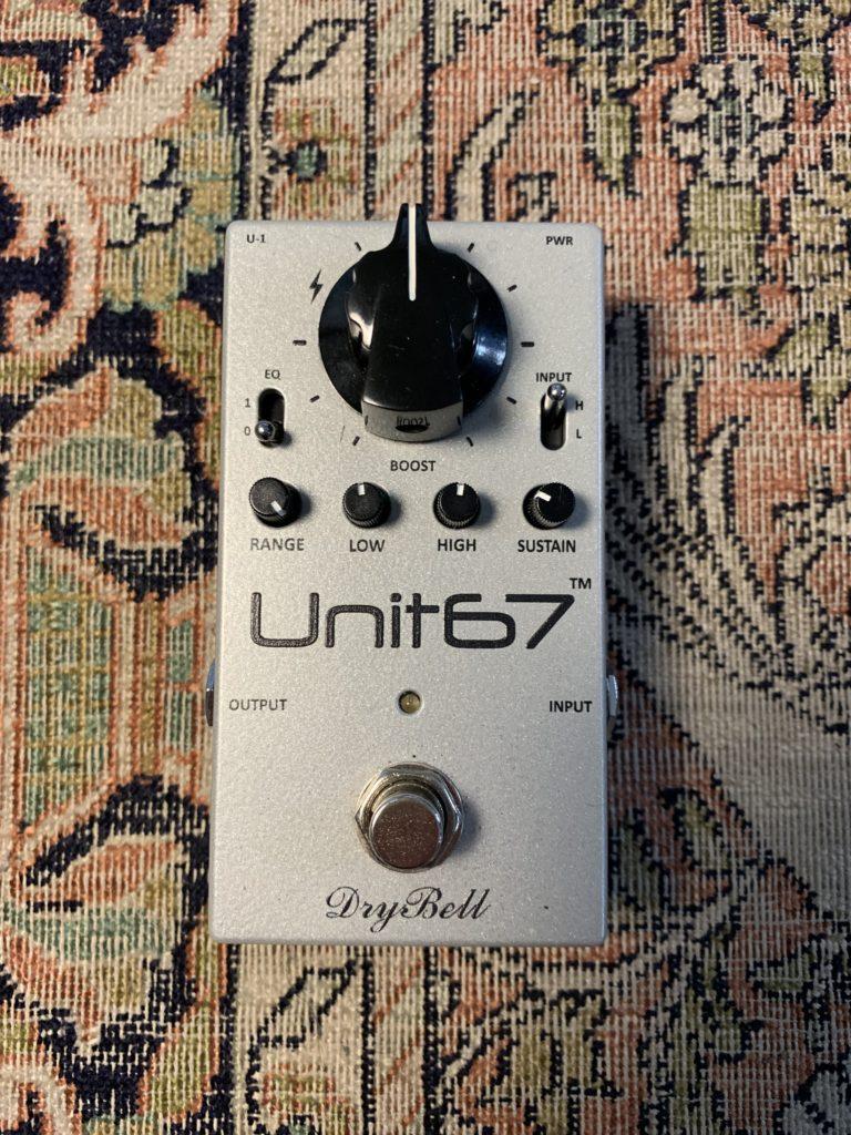 Drybell - Unit67 - La Chaîne Guitare