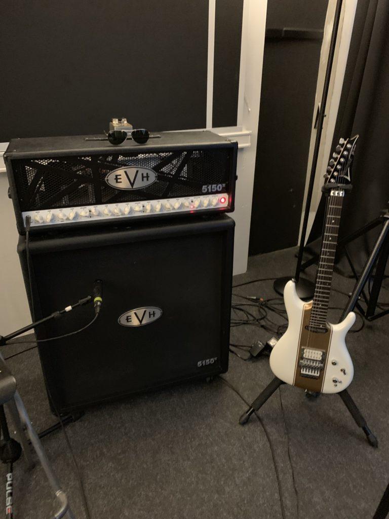 Matos Robin Angelini - Saturax - Masterclass La Chaîne Guitare
