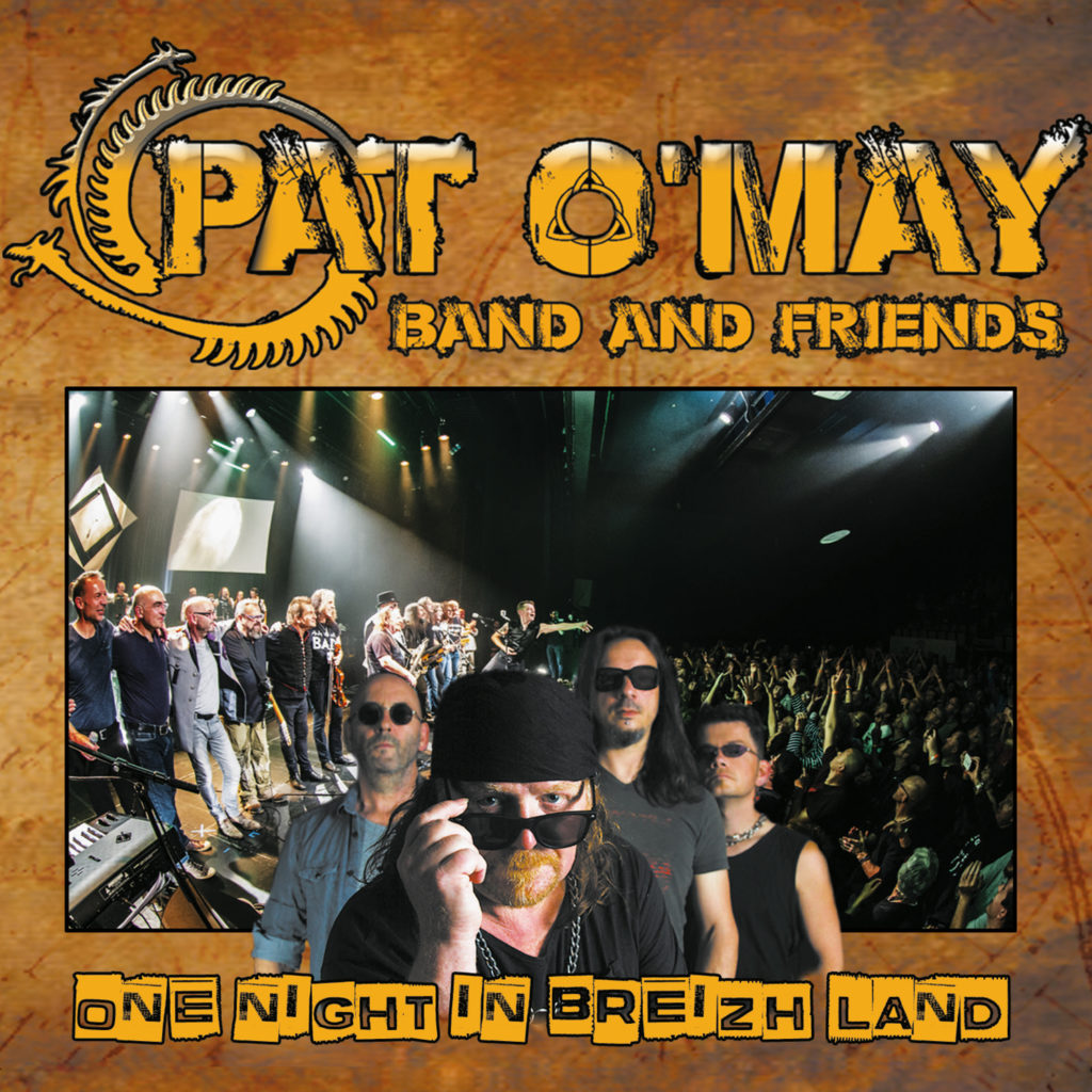 Interview Pat O'May - On Night in Breizh Land