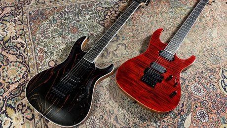 Test Guitare - Vola Guitar modèles Blaze et Ares : chaud devant !