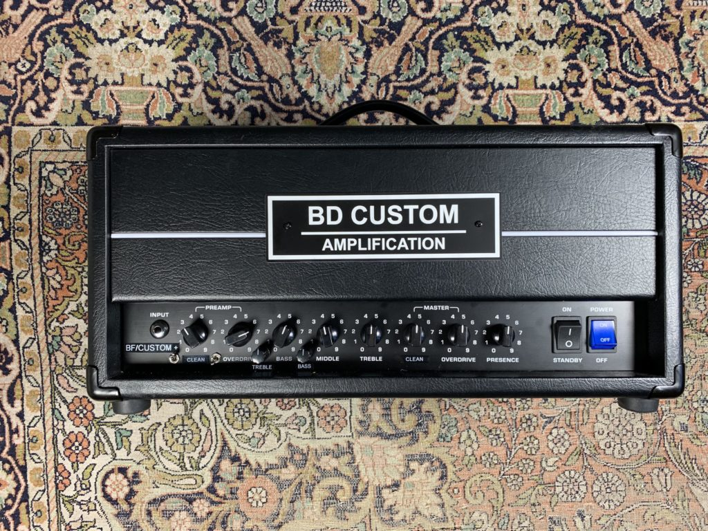 Ampli BD Custom