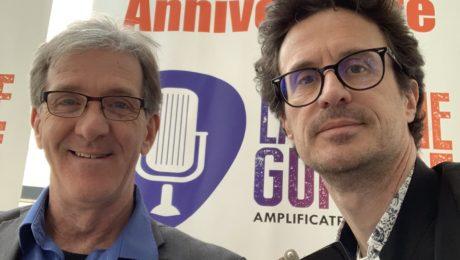 Interview Robin Boucher - Boucher Guitars : guitare acoustique québécoise haut de gamme - Guitares au Beffroi 2019