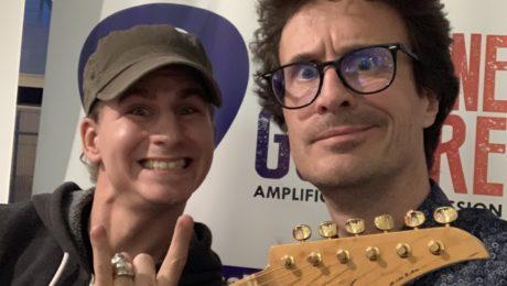 Interview Simon Borro - Guitariste pro démonstrateur chez Vola