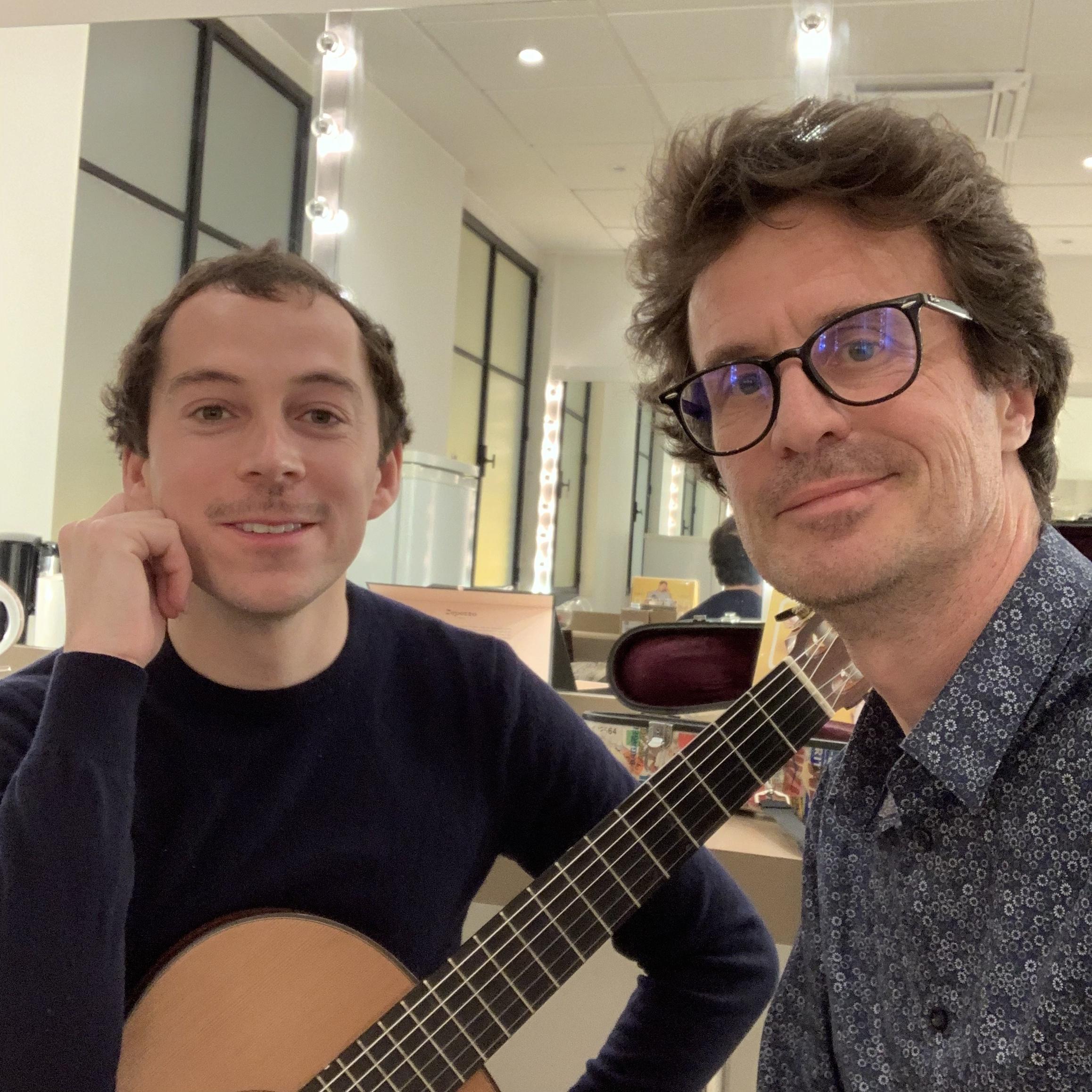 Interview Thibault Cauvin - Guitare à la Main au Beffroi