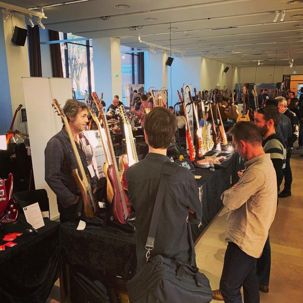 Salon de la Belle Guitare - Festival Guitares au Beffroi 2019