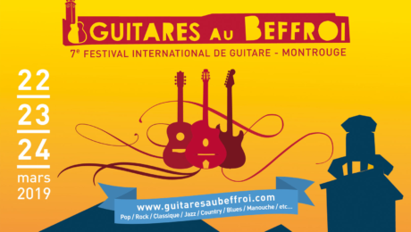 Festival Guitares au Beffroi 2019 - Interviews et présentation