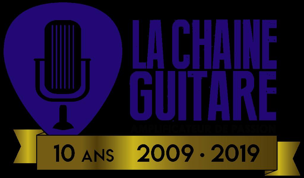 10 ans - La Chaîne Guitare