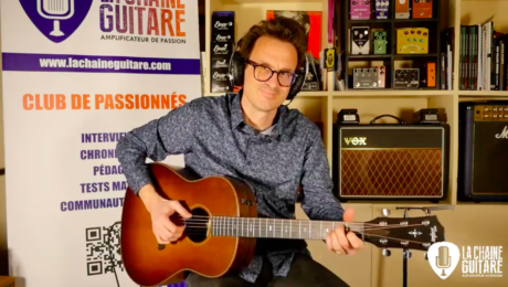 Replay Live 01/03/19 - Taylor Grand Pacific 717e / Guitares au Beffroi 2019