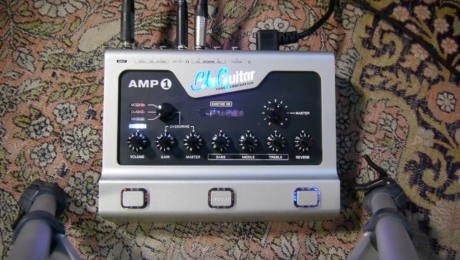 Unboxing & Test - Amp1 Mercury Edition Bluguitar - Pédalier ampli 100W