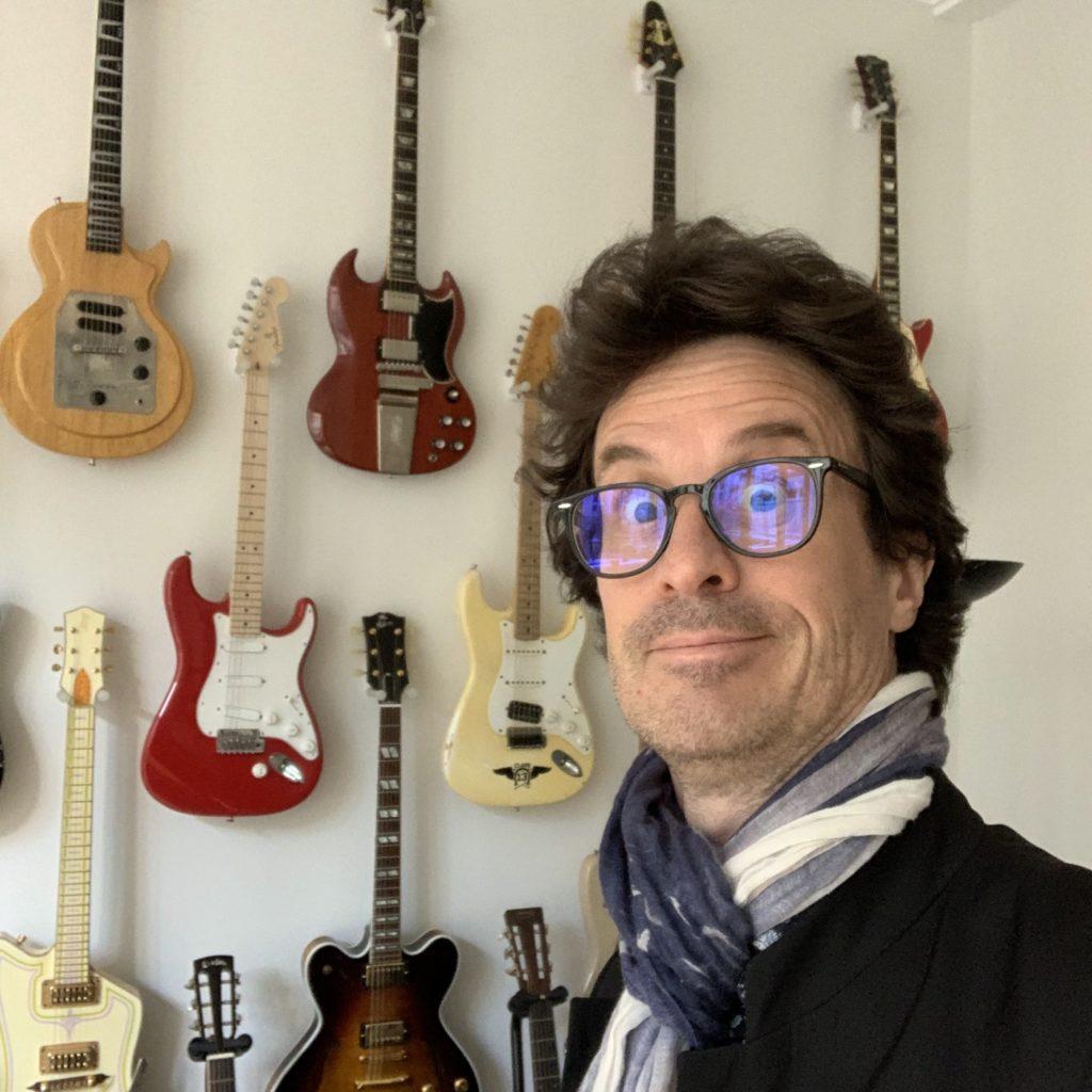 Vlog - Visite du showroom de Matt's Guitar Shop à Paris - Le paradis de la guitare Vintage en France ?