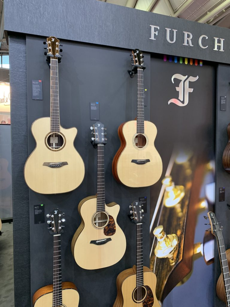 Interview Furch Guitars - Musikmesse 2019