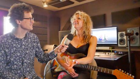 Interview Ana Popovic - Guitare à la Main - Album