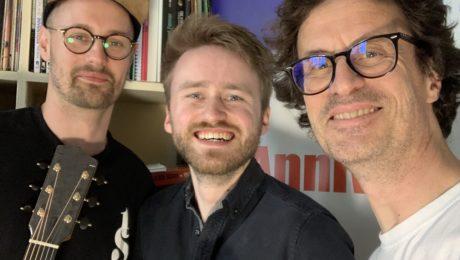 Interview un musicien et son luthier - Will McNicol et Tom Sands