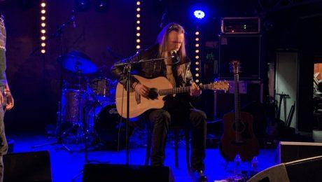 Interview Bjorn Berge - Guitare à la Main -
