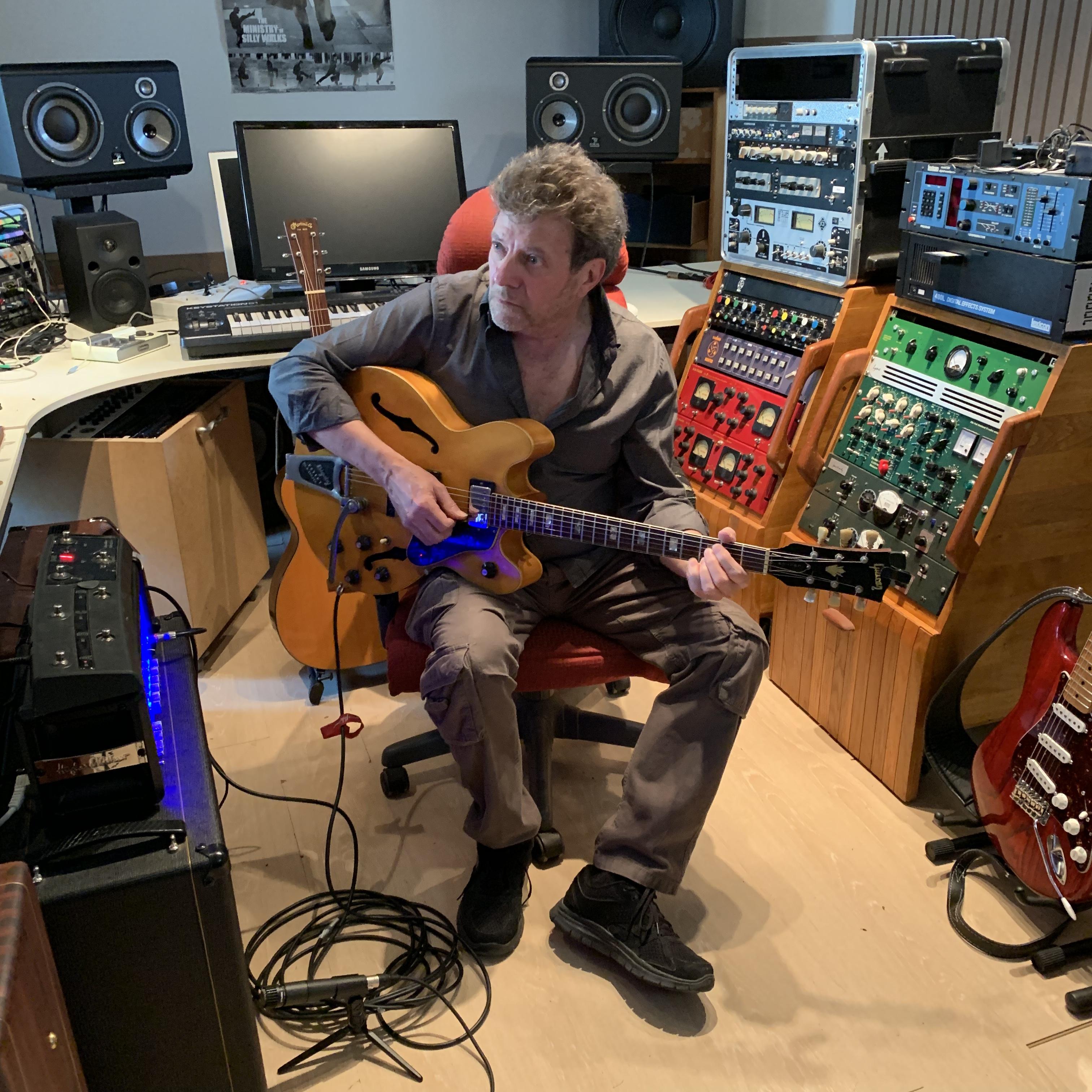 Gibson ES150DC - Chronique Guitare d'Exception Christian Séguret et Gildas Arzel