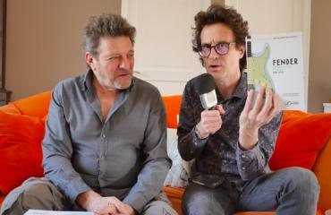 Interview Christian Séguret - Lancement encyclopédie de la guitare en 6 volumes
