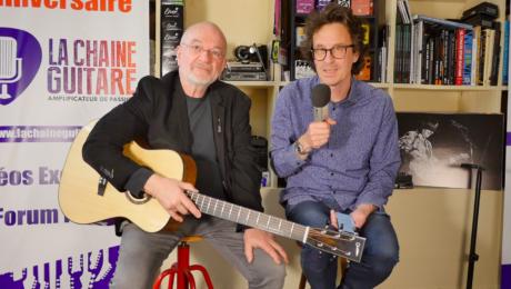 Interview luthier Gérard Chatelier - Présentation de la Long Neck Chatelier