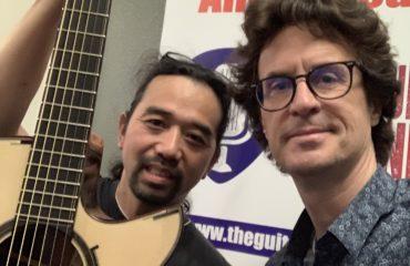 Interview luthier Michihiro Matsuda - Sound Messe Osaka 2019