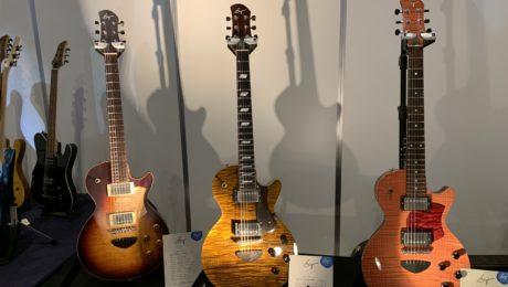 Interview luthier Bizen Guitars - Sound Messe Osaka 2019Interview luthier Bizen Guitars - Sound Messe Osaka 2019