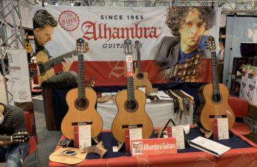 Alhambra Guitarras à la reconquête du Japon - Interview à Osaka