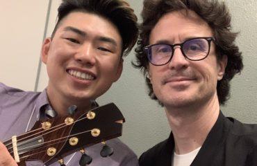 Interview luthier Isaac Jang - Sound Messe Osaka 2019
