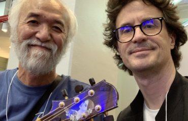 Interview luthier Akio Masuda - Water Road Guitars - Sound Messe Osaka 2019