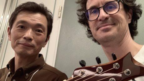 Interview luthier japonais Kenji Sugita - Sound Messe Osaka 2019