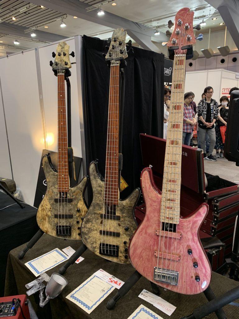 Makoto Fukano interview - Freedom Custom Guitar Research - 2019 Sound Messe Osaka