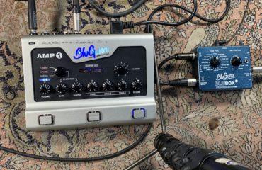 Test Matos - Emulateur de HP BluBlox BluGuitar - Ampli Amp1