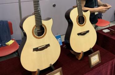 Interview luthier Keisuke Fujii - Sound Messe Osaka 2019